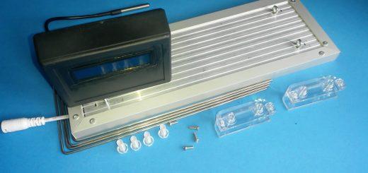 67. Krewetkarium 30L - oświetlenie 12W arduino