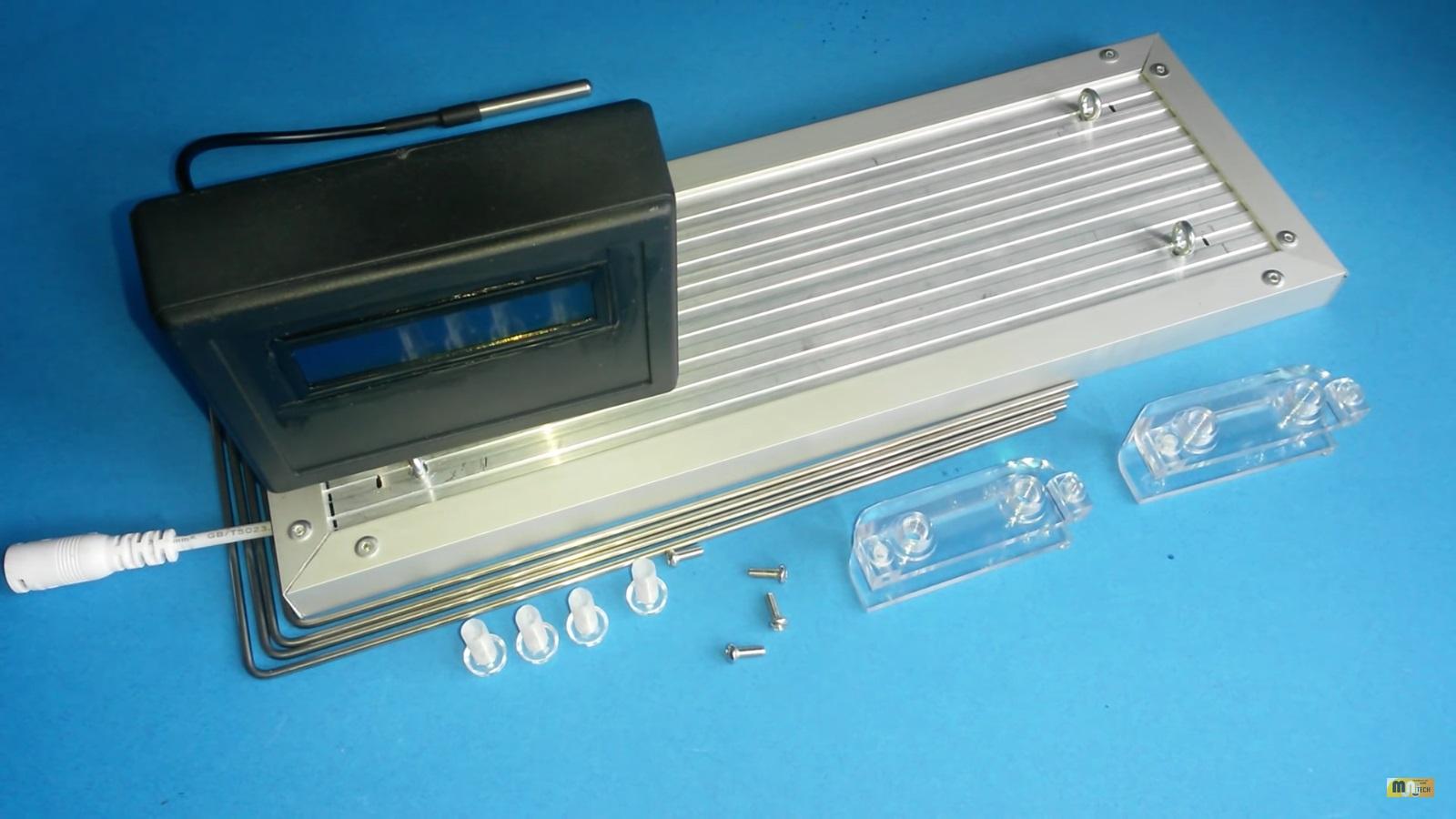 67 Krewetkarium 30l Oświetlenie 12w Arduino Mn Techpl
