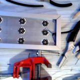 57. transmisja na żywo - budowa belki do krewetkarium 30l