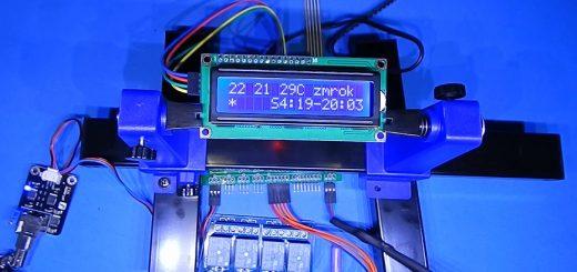 mn-tech.pl 74. Gotowy sterowik akwariowy na bazie arduino nano - DiY